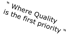 """ Where Quality 